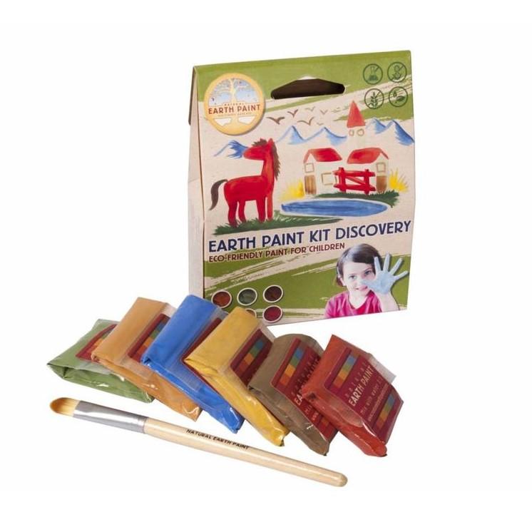 NEP: Naravna otroška barva (začetni paket)