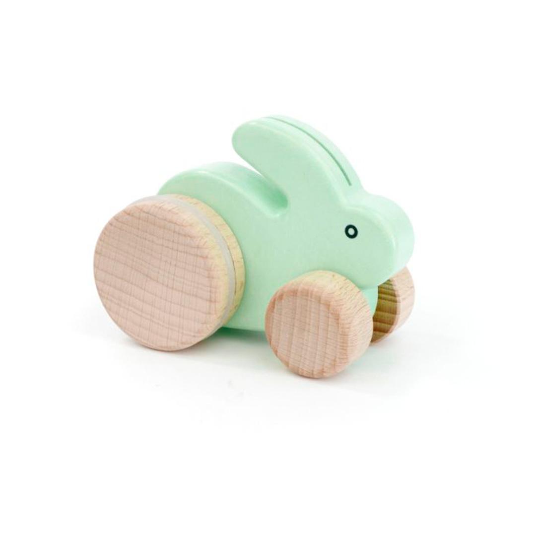 Bajo: Mali zajček (menta)