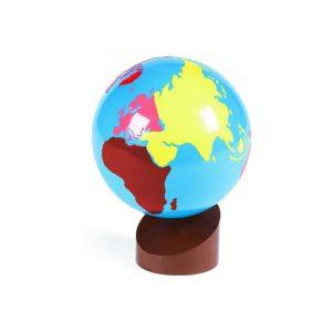 Gam globe Earth for children