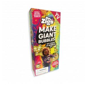 Dr Zigs eco-friendly giant bubble set for loads of giant bubbles